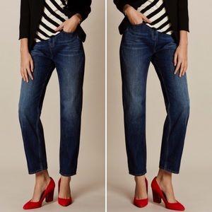 $130 Karen Millen High Waisted Blue Jean